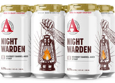Avery Brewing Co. Launches Night Warden Whiskey Barrel-Aged Stout