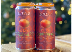 Back East Brewing Co. Announces Release of Suzy Greenberg