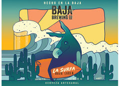 Baja Brewing Co. Introduces La Surfa Lager