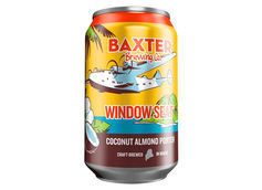 Baxter Brewing's Window Seat Coconut Almond Porter Returns
