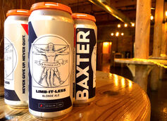 Baxter Brewing Co. To Release Limb-it-less Blonde Ale for Third Time