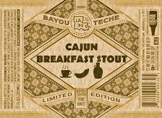 Bayou Teche Brewing Releases Cajun Breakfast Stout