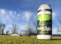 Big Lake Brewing Introduces Swing Juice IPA for Golf Season