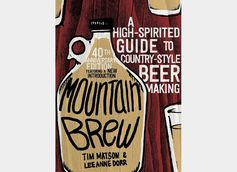 Mountain Brew Book Review Beer Connoisseur