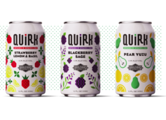 Boulevard Brewing Co. Unveils Quirk Spiked & Sparkling Hard Seltzer Line