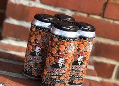 Buskey Cider Unveils Spring Seasonal: Peach Tea Cider