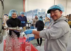BuzzBalls Creates Hand Sanitizer for Local Hospitals During COVID-19 Pandemic