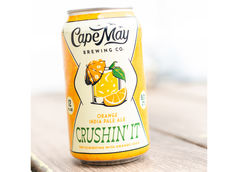 Cape May Brewing Co. Releases Crushin' It IPA