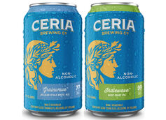 CERIA Brewing to Expand Distribution of NA Beer through Amazon and Wegmans in January