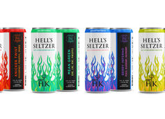 Chef Gordon Ramsay Launches Hell's Hard Seltzer