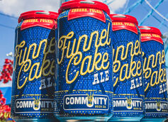 Community Beer Co. Announces Return of Funnel Cake Ale