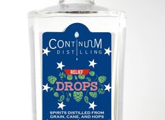Continuum Distilling Launches RELIEF Drops to Benefit Area Breweries