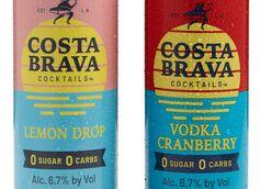 Costa Brava Cocktails Launches in Southern California
