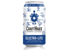 CraftHaus Brewery Announces Low-Calorie Electro-Lite IPA