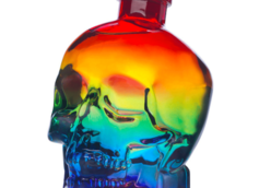 Crystal Head Vodka Unveils Limited-Edition Pride Bottle