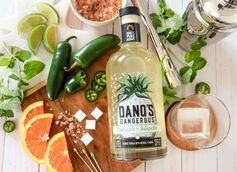 Dano's Tequila Shares Recipes, Offers Virtual Cinco De Mayo Celebration to Benefit Bartender's Guild Relief Fund