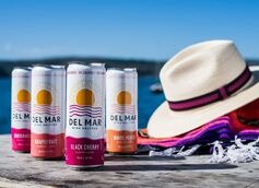 Del Mar Wine Seltzer Launches Wine-Based Hard Seltzer Portfolio