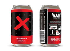 Delta Airlines to Carry Gate City Brewing Co.'s Freedom Fighter IPA on Atlanta Flights