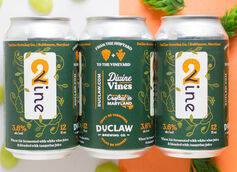 DuClaw Brewing Co. Announces 2Vine, a Beer Fermented with Wine Juice