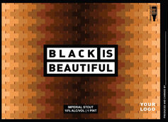 East Brother Beer Co. Releases Its Black is Beautiful Imperial Stout