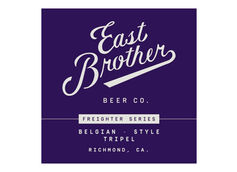 East Brother Beer Co. Releases New Seasonal Belgian Tripel