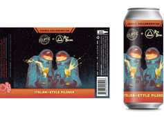 Ecliptic Brewing and Ruse Brewing Collaborate on Italian-Style Pilsner