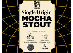 Eel River Brewing Unveils Single Origin Mocha Stout