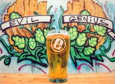 Evil Genius Beer Co. Tour