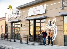 Ficklewood Ciderworks Opens in Long Beach, California