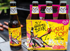 Flying Dog Brewery Celebrates 30th Anniversary with New Beer Release