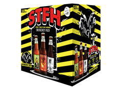 "Flying Dog Brewery Implores Drinkers to ""Stay the F Home"" With New Variety Pack"
