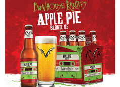 Flying Dog Brewery Unveils Apple Pie Blonde Ale