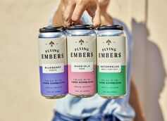 Flying Embers Hard Kombucha Debuts New Summer Flavors