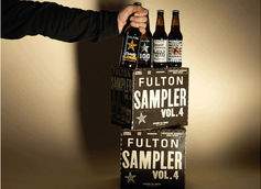 Fulton Beer Mixed 12-Pack Fulton Sampler Vol. 4 Is Out Now