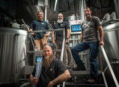 Garage Brewing Co. Brewing Team Talks 951 Blonde Ale