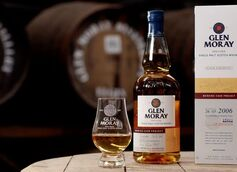 Glen Moray Releases Madeira Cask Expression Scotch Whisky for Curiosity Range