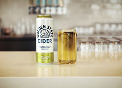 Golden State Cider Releases New Core Cider: Mellow Green Champagne-Like Cider