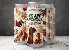 "Good Word Brewing Debuts ""We Are America"""