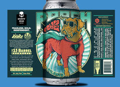 Heavy Seas Beer Collaborates with Max's Taphouse and BARCS on Pooch Power Pilsner