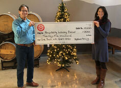 "Highland Brewing Co.'s ""Give Back with Gaelic"" Campaign Raises 25K for Hospitality"