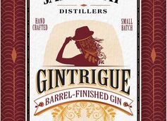 James Bay Distillers Releases Gintrigue Gin