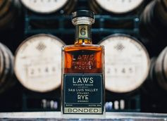 Laws Whiskey House To Release 6-Year Bottled In Bond San Luis Valley Rye