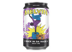 Melvin Brewing Debuts Back In Da Haze Hazy IPA
