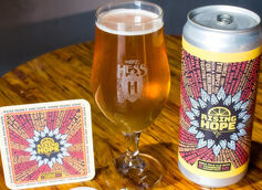 Mike Hess Brewing Joins National Effort to Fund The Cure For Childhood Cancer with Rising Hope IPA