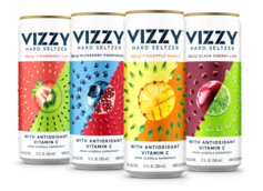 Molson Coors Beverage Co. Debuts Vizzy Hard Seltzer with Antioxidant Vitamin C