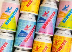 Monday Night Brewing Introduces Narwater, a 100% Real Fruit Hard Seltzer