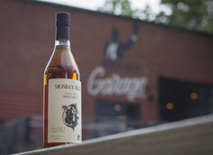 Monday Night Brewing Partners with ASW Distillery for The Badger Whiskey