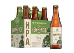 New Belgium Debuts Beer Brewed With Hemp