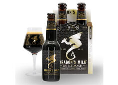 New Holland Brewing Co. Announces Return of Dragon's Milk Triple Mash