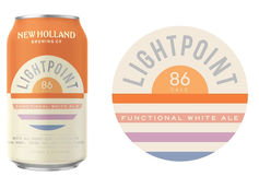 New Holland Brewing Co. Debuts Low-Cal, Low-Carb Lightpoint White Ale